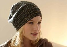 Yarns for Knitting and Crochet Patterns Easy Knitting Patterns, Free Knitting, Crochet Patterns, Knit Crochet, Crochet Hats, Knit Art, How To Purl Knit, Beanie Hats, Beanies