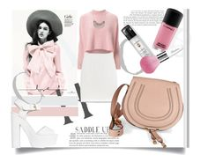 """""""Saddle Up!"""" by mycherryblossom ❤ liked on Polyvore featuring VIVETTA, Proenza Schouler, Chloé, Nly Shoes, Gypsy Soul, Lancôme and Guerlain"""