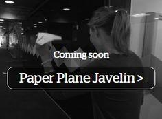 paperplane javelin