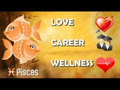 Pisces Horoscope:(Love,Career,Wellness) April 15, 2015 Pisces Horoscope Today, Career, Wellness, Youtube, Carrera, Youtubers, Youtube Movies