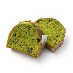 MUJI Rich Matcha Pound Cake - 5 Slices