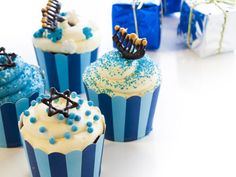 Hanukkah gingerbread houses, dreidel dishtowels, blue and white tinsel... has the commercialization of Hanukkah gone too far?