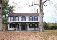 ATTENTION ANTIQUE PURISTS! Registered MA Historic Federal Antique Colonial home built in 1825 with a great location abutting Quaboag Country Club Golf Course. Full of character and charm! Not a drive by – you must see this one inside…larger than it appears and much more private than you think!! A true historical treasure, it offers 6/6 seed glass windows, wide floorboards, and 4 fireplaces with original mantels. Your chance to own a piece of Monson history, like living in Sturbridge Village. Newer natural gas furnace and hot water heater, and electric circuit breakers.Step back in time and relax on the welcoming front porch, This home is perfect for a bed and breakfast , in home business or just to enjoy for yourself and stroll over for some golf next door.