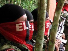 Avanza el diálogo entre el ELN y el gobierno colombiano