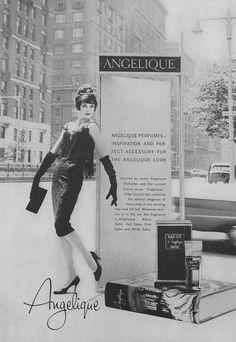 Anne, Vogue 1958