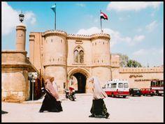 Minhas fotos do Cairo - Egito... Mercados, mesquitas, tesouros e o Nilo! -Um dos portoes de entrada do CITADEL