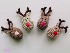 Crochet Reindeers
