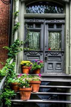 Your front door says Welcome! It's the first impression you give of your home Montreal