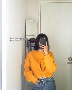 Lấy = Follow  #Ẩn Uzzlang Girl, Hey Girl, Girl Face, Korean Aesthetic, Aesthetic Girl, Girl Photo Poses, Girl Photos, Hollister Clothes, Ulzzang Korean Girl