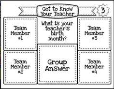 """FREE LESSON – """"Sticky Note Collaboration Game: Back to School (Get to Know Your Teacher)"""" - Go to The Best of Teacher Entrepreneurs for this and hundreds of free lessons. 3rd - 6th Grade  #FreeLesson  #BacktoSchool   http://thebestofteacherentrepreneursmarketingcooperative.net/free-misc-lesson-sticky-note-collaboration-game-back-to-school-get-to-know-your-teacher/"""
