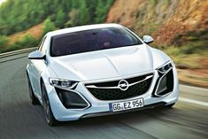 Vauxhall Monza Concept Teased Ahead Of The Frankfurt Motor Show