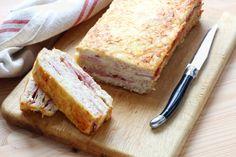 Le CROQUE-CAKE, c'est le NOUVEAU croque-monsieur - 15 photos http://www.750g.com/recettes_pas_a_pas.htm  #750g #750grammes #stepbystep #pasapas