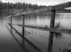 Photograph Fence by Stuart Cowan on 500px