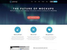 Jetstrap | HTML5 Website
