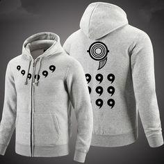 Naruto Uzumaki Hoodie Sweatshirts Zipper Jacket //Price: $42.99 & FREE Shipping // #fairytail #anime