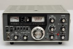 Amadores Telecomunicações> Equipamentos Radio> Yaesu FT-101E