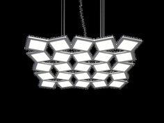 MOTION OLED Подвесной светильник с органическими светодиодами (OLED). SmallFamily Description