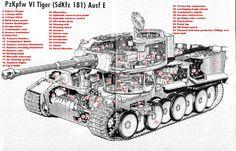 tank cutaway - Recherche Google