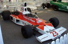 McLaren M23 - Ford
