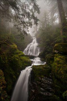 Perry Creek Falls, WA