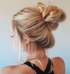 """Find and save images from the """"Cabello❤"""" collection by lucie_stark (lucie_stark) on We Heart It, your everyday app to get lost in what you love. My Hairstyle, Pretty Hairstyles, Blond, Hairstyles Haircuts, Hair Day, Gorgeous Hair, Hair Looks, Hair Trends, Dyed Hair"""