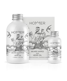 HOMMER beard cosmetics