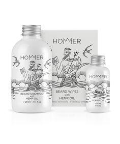 HOMMER beard cosmetics