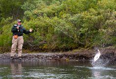 Alaska Fly Fishing Lodge at Alaska West