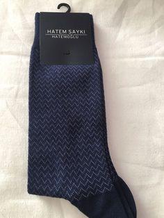 Cotton Luxury Crew Dress Socks 2 Pairs Burgundy Navy Hatem Sayki Made in Turkey  #Socks  #Mensocks #cottonsocks #Giftforhim #fatherdaygift #fatherday