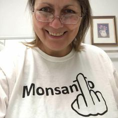 "How many of your friends know about Monsanto's crimes against humanity? 2?... 10?... 50?  Get this shirt at WeAddUp.com and start the conversation!  Type ""finger"" in the search box to find it.  #marchagainstmonsanto  #monsantosucks  #stopmonsanto  #fuckmonsanto  #labelgmos  #boycottmonsanto  #monsantokills  #glyphosatekills  #nongmo  #organic  #organicfood  #organico  #organiccotton  #organicliving  #organiclife  #organicgarden  #organicgardening  #organicfarming  #organicbeauty  #gmofree…"