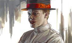 Jerome Valeska Joker, Animal Drawings, Art Drawings, Watch The World Burn, Gotham Tv, Cameron Monaghan, Creepy Clown, Marvel, Jokers