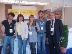 ARCHEOCLUB ALLA BORSA MEDITERRANEA DEL TURISMO  ARCHEOLOGICO 2014