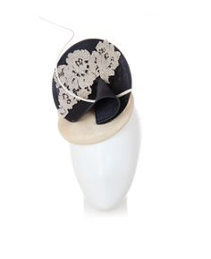 Brooke Viviene Sheriff Official Millinery for glorious goodwood what to wear to the races www.furlongfashion.com