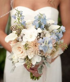 20 Ultra Gorgeous Bridal Bouquets. To see more: http://www.modwedding.com/2014/01/15/20-ultra-gorgeous-wedding-bouquets/ #wedding #weddings