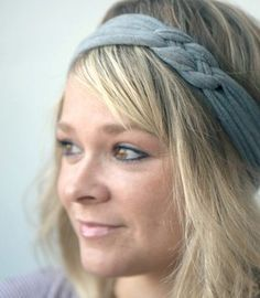 braided knot headbands - Google Search