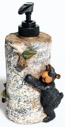 1000 Images About Black Bear Bathroom Accessories On