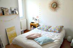 *simple bedroom