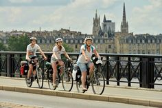 De Bordeaux à Créon par la piste cyclable Roger Lapébie  — Canal des 2 mers àvélo
