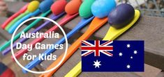 australia day games for kids
