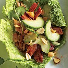 Sweet-and-Sour Cucumber Salad Recipe | MyRecipes.com