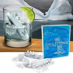 Bahahahahahaha, I would start drinking just for these ice cubes, but I won't because I like myself.