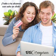 #Titicompras te espera!