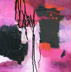 Fearless - acrylic on canvas Linda O'Neill