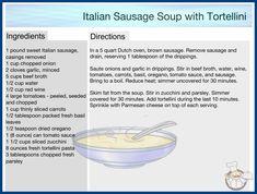 Ham Soup, Sausage Soup, Sausage Ingredients, Dried Lentils, Slow Cooker Lentils, Large Slow Cooker, Better Music, Saute Onions