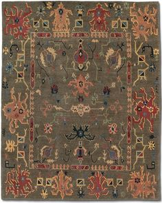 High Quality RugStudio Presents Tufenkian Setana Marash Brazil Area Rug