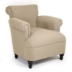 Loni M Designs Philippe Arm Chair Color: