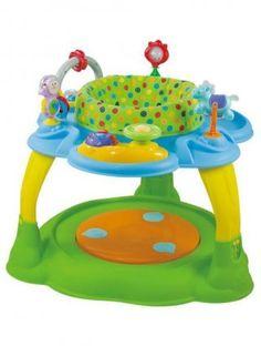 Multifunkční dětský stoleček Baby Mix zelený