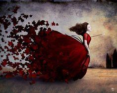 Christian Schloe ~ Chilean Surrealistic Visionary painter   Tutt'Art@   Pittura * Scultura * Poesia * Musica  