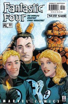 Fantastic Four (#50)