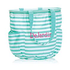 Retro Metro Bag in Turquoise Wave  50% OFF this month! Shop at www.mythirtyone.com/gzarpentine